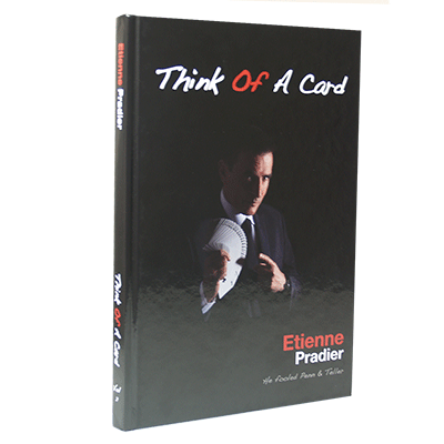 Think of a Card by Etienne Pradier - Book
