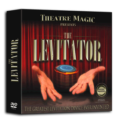 The Levitator (DVD & Gimmick) - Theatre Magic