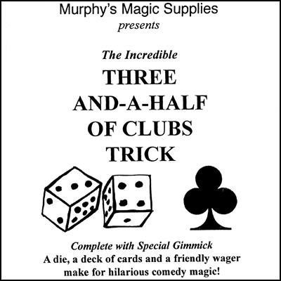 Three And A Half Of Clubs - Trick