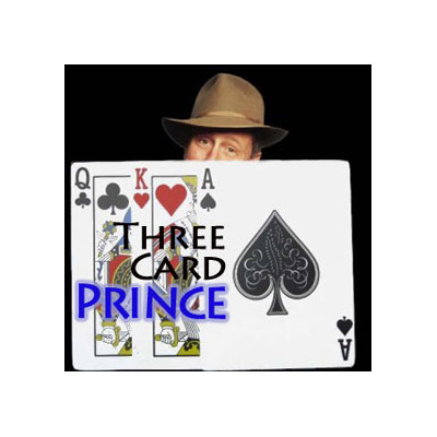 Three Card Prince by Harry Anderson - Trick