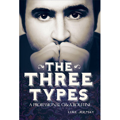 The Three Types by Luke Jermay - Book