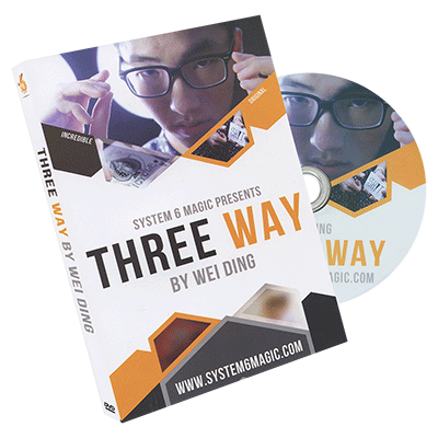 Three Way - Wei Ding & system 6 - DVD