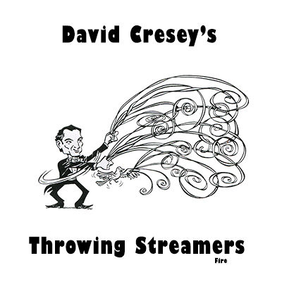 Throw Streamers (Fire) by Cresey - Trick