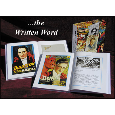 Thurston And Dante - The Written Word by Phil Temple - Book
