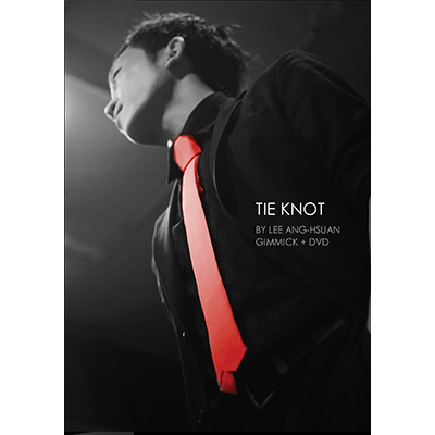 Tie Knot (red) - Lee Ang-Hsuan (gimmicks & DVD)
