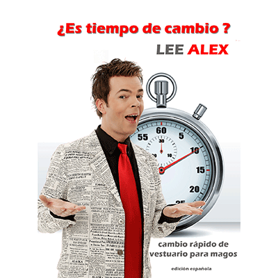Time for a Change (SPANISH Version) by Lee Alex - Book