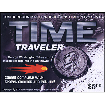 Time Traveler by Tom Burgoon