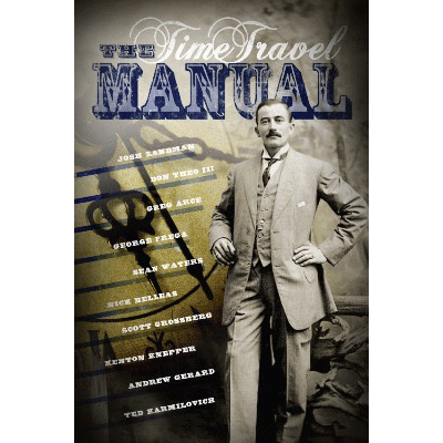 Time Travel Manual by Josh Zandman - Book