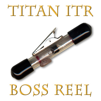 Titan ITR Reel (Boss Size) by Sorcery Manufacturing and Steve Fearson