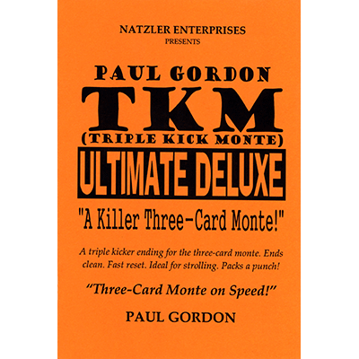 TKM Ultimate Delux by Paul Gordon