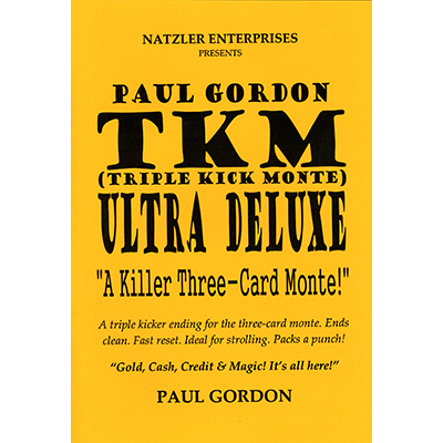 TKM Ultra Delux by Paul Gordon - Trick