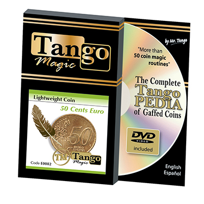 Lightweight 50 cent Euro (w/DVD)(E0082) by Tango - Trick