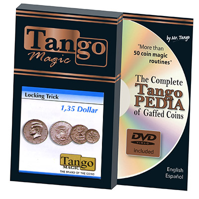 Locking $1.35 (w/DVD) by Tango - Trick (D0032)