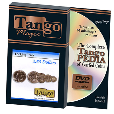 Locking $2.85 (w/DVD) by Tango - Trick (D0033)