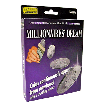 Millionaire's Dream (ENGLISH packaging) by Tenyo - Trick