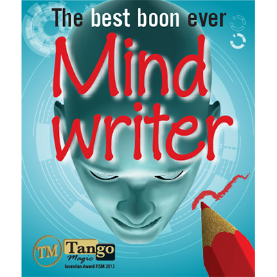 Mind Writer (DVD w/Gimmick)(A0031) by Tango