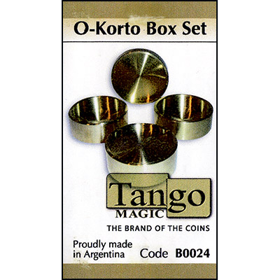 O-Korto Box Set (w/DVD) by Tango - Trick (B0024)