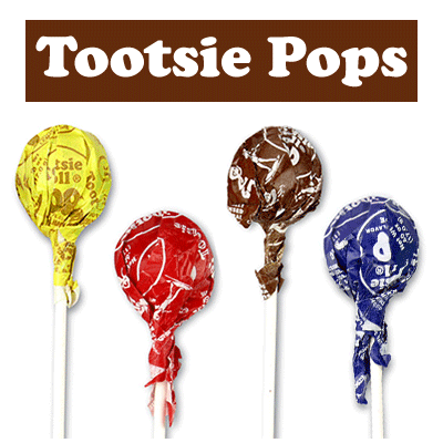 Tootsie Pops - Ickle Pickle Products