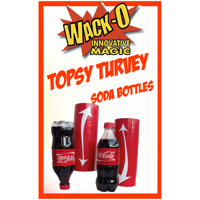 Topsy Turvy Soda by Wack-O-Magic - Trick