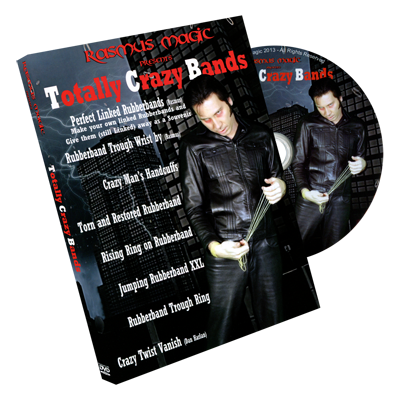 Totally Crazy Bands by Rasmus - DVD
