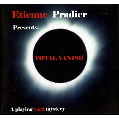 Total Vanish by Etienne  Pradier - Trick