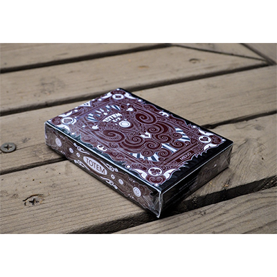 Totem Deck Limited Edition out of print (Rojo) - Aloy Studios