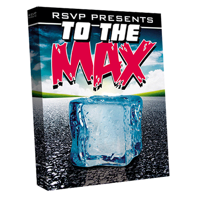 To the Max with Keiron Johnson - RSVP Magic - DVD