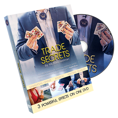 Trade Secrets by Micheal Feldman - Tick