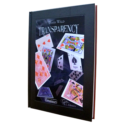 Transparency The Boris Wild Marked Deck Book - Boris Wild - Libro de Magia