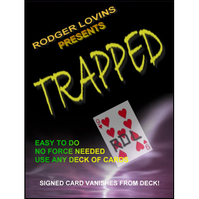 Trapped by Rodger Lovins - Trick