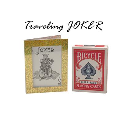 Traveling Joker trick
