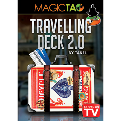 Travelling Deck 2.0 (Red) by Takel - DVD