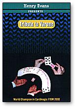 Tribute to Varone (BLUE)