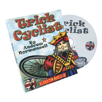 Trick Cyclist ((con DVD)) - Andrew Normansell & Alakazam Mgaic