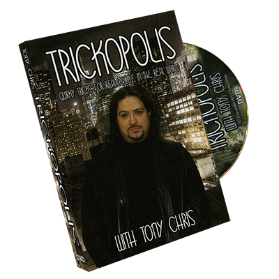 TRICKOPOLIS by Tony Chris - Trick