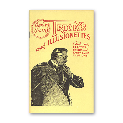 Tricks and Illusionettes - Libro de Magia