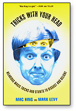 Tricks with Your Head book Mac King