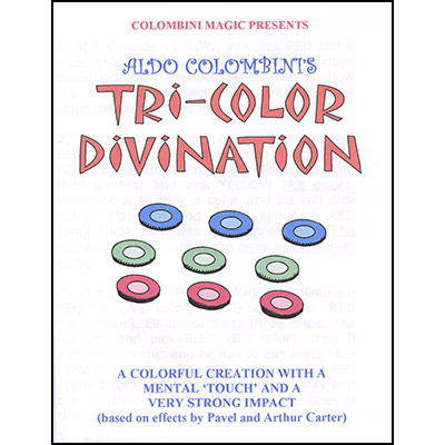 Tri-Color Divination by Aldo Colombini - Trick