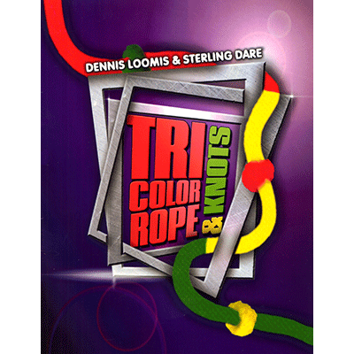 Tri Color Ropes & Knots - Sterling Dare