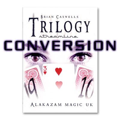 Trilogy Streamline Conversion - Brian Caswells - Libro de Magia