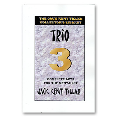 Trio 3 by Jack Kent Tillar - Book