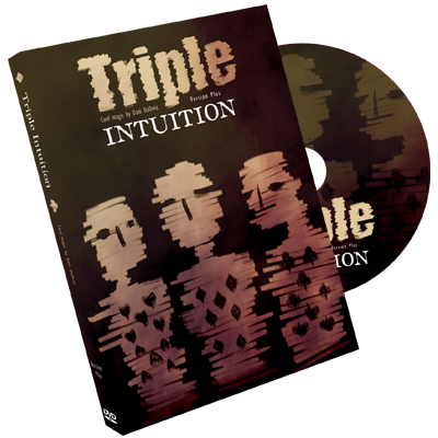 Triple Intuition by Dani da Ortiz - Trick