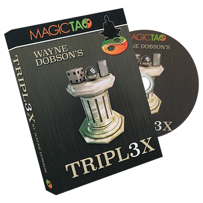 TRIPLEX by Wayne Dobson and MagicTao - Trick