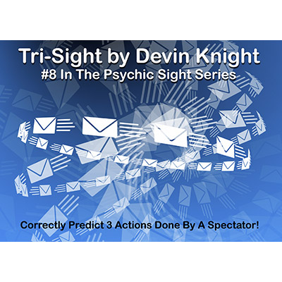 TRI-SIGHT by Devin Knight - Trick