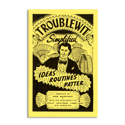 Troublewit book