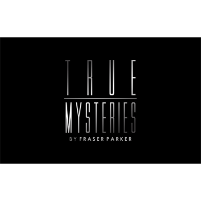 True Mysteries (DVD and Book) by Fraser Parker and 1914 - DVD