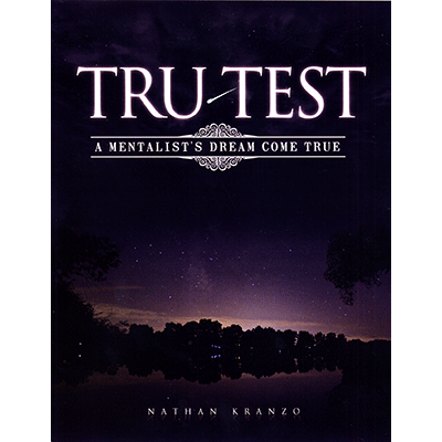 Tru Test - U.F. Grant's Modern Magazine Test (100 refills) by Nathan Kranzo