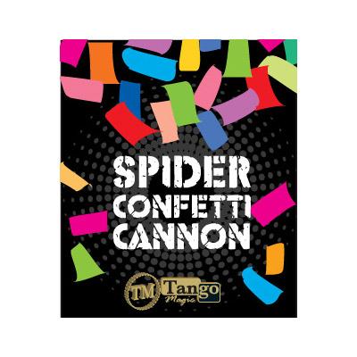 Spider Confetti Cannon by Tango - Trick