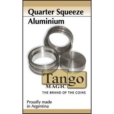 Quarter Squeeze Aluminum by Tango - Trick (A0010)