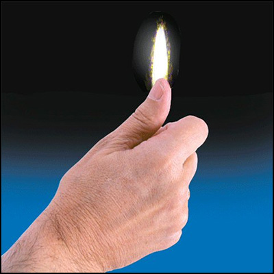 Thumb Tip Flame by Vernet - Trick
